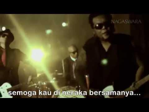 Endank Soekamti - Semoga Kau di Neraka (lyrics on screen)