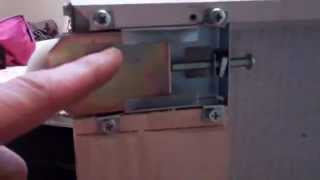 Sliding Glass Door closet door repair