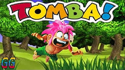 PS1 Tomba! / Tombi! 1997 PLAYTHROUGH (100% ALL EVENTS)