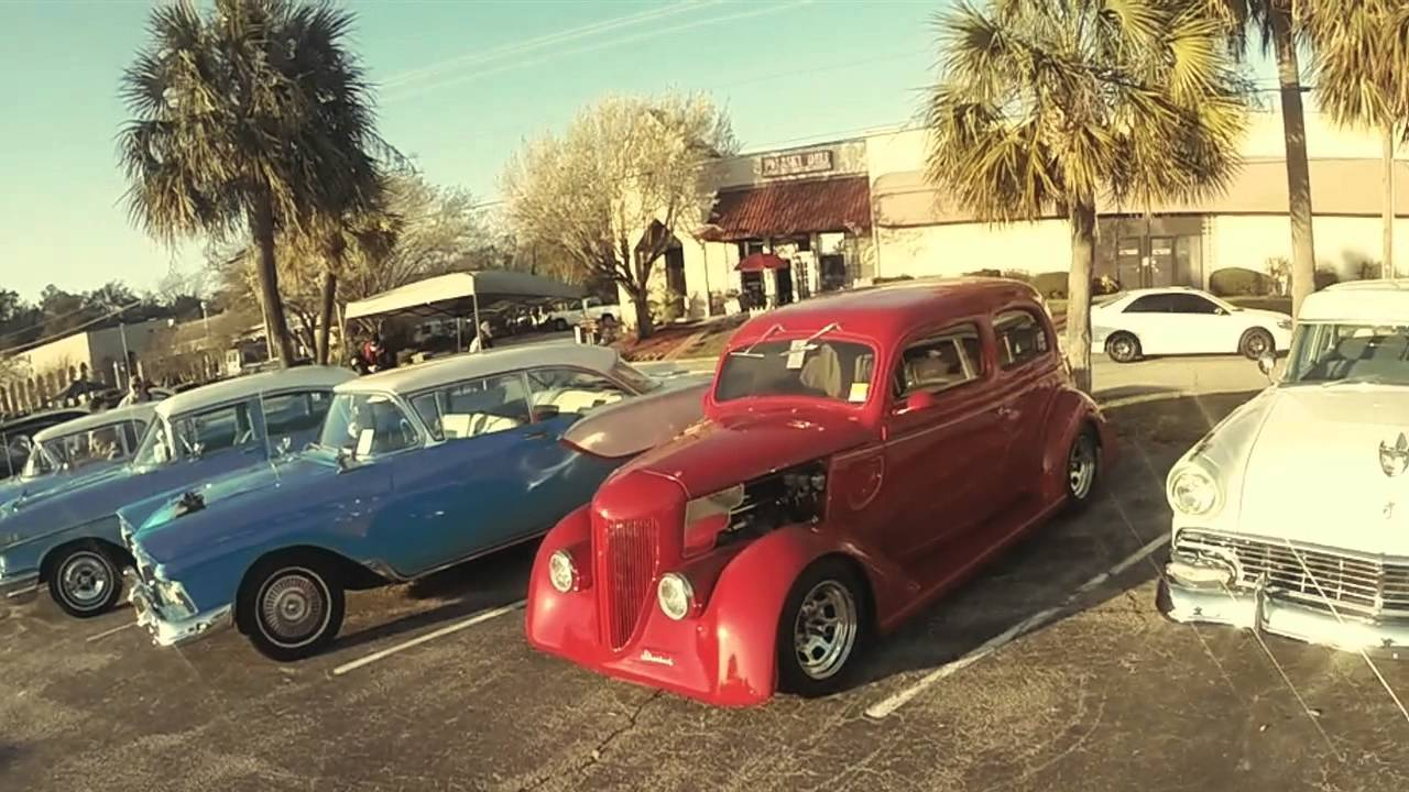 Car Show Run To The Sun In Myrtle Beach SC March YouTube - Myrtle beach car show