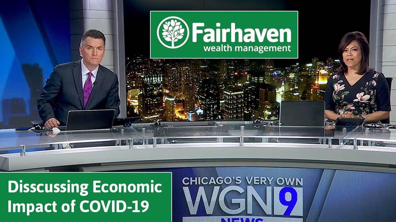 Fairhaven's Marc Horner on WGN News, 05.13.2020