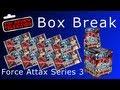 Topps Star Wars Force Attax Series 3 Full Box Break TCG, Clone Wars