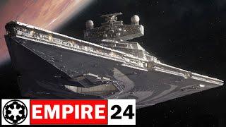 Имперский звездный разрушитель - главный защитник Империи