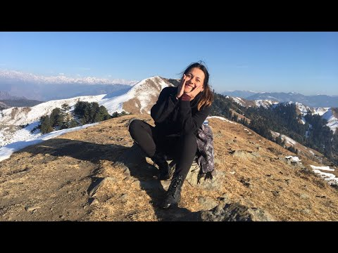 VLOG 3 // MARINA'S INDIA // The Himalaya Mountains