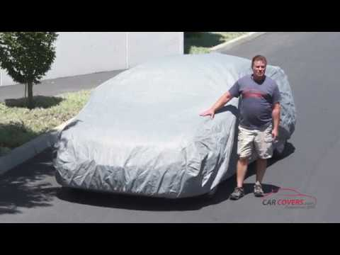 Outdoor Car Storage >> Carcovers Com Deluxe Shield Car Cover Outdoor Car Cover Free