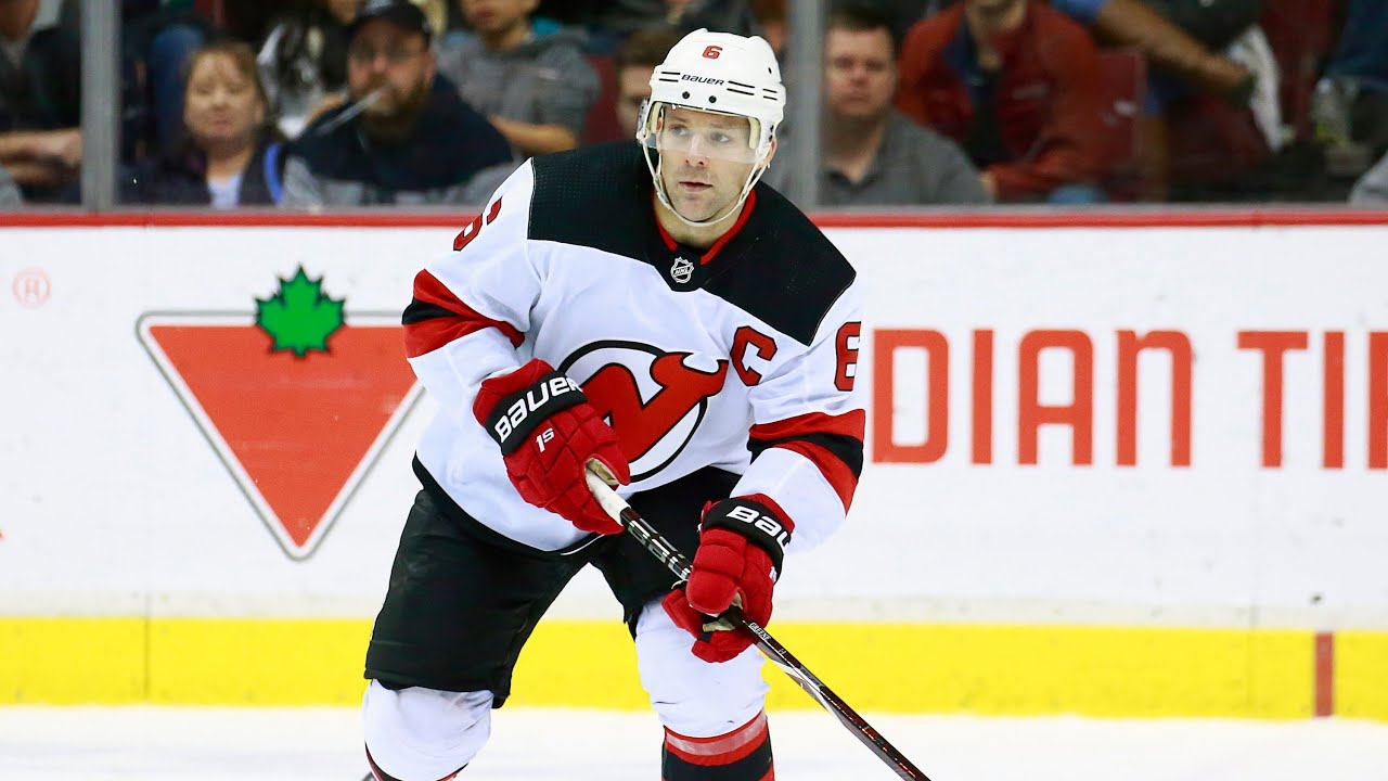 best cheap a0238 f0397 Andy Greene Continues to be a Model of Consistency | New Jersey Devils Post  Game