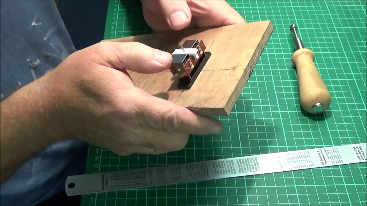 Dcc Wiring N Scale Track Point Motor Fitting Youtube