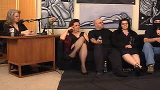 The Rev Mel Show with guests Mad'em Crissy, Boogie, Mewo and UJ. Open form about BDSM. Part 6