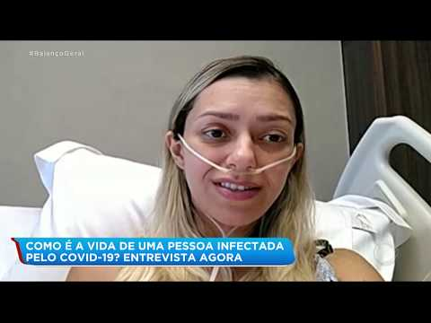 Paciente Diagnosticada Com Coronavírus Fala Dos Primeiros Sintomas Da Doença