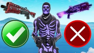 Becoming the WORST Fortnite Player  EVER... (bad idea)