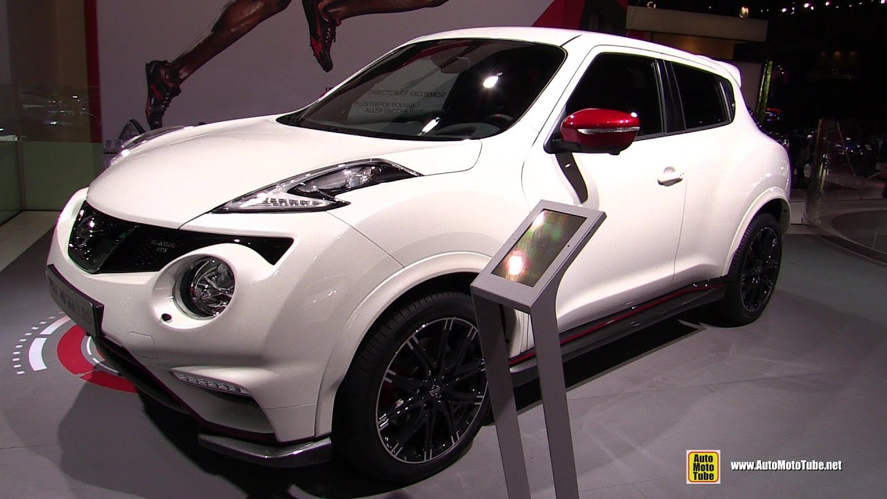 2015 Nissan Juke Nismo RS Exterior And Interior