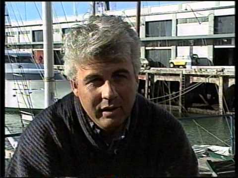 America's Cup 1995; Black Magic The Team New Zeland  Story Eng