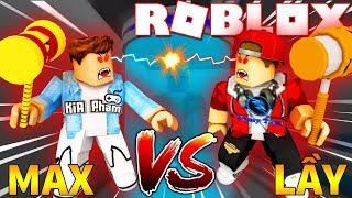 Roblox | QUÁI VẬT KIA VS QUÁI VẬT VAMY (MAX LẦY) - Flee the Facility | KiA Phạm