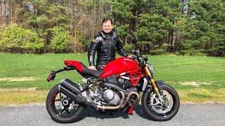 2017 Ducati Monster 1200s Update & Annual Service