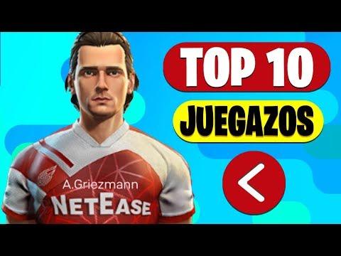 TOP 10 JUEGOS PARA ANDROID & IOS GRATIS 👍 NUEVOS 🎮 JUNIO 2019 TOP171 👉 APPLOIDE 📱