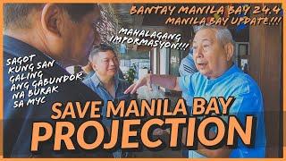 MANILA BAY UPDATE - SAVE MANILA BAY / BANTAY MANILA BAY 24