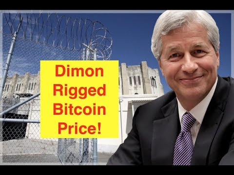 Jamie Dimon BUSTED Buying Bitcoin! (Bix Weir)