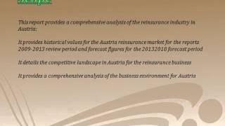 Aarkstore -Austria Reinsurance Industry to 2018