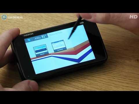 Nokia N900 teszt - GSM online™