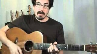 """Blues Genealogy: """"Outskirts of Town"""" - Blues Guitar Lessons - David Hamburger (updated version)"""