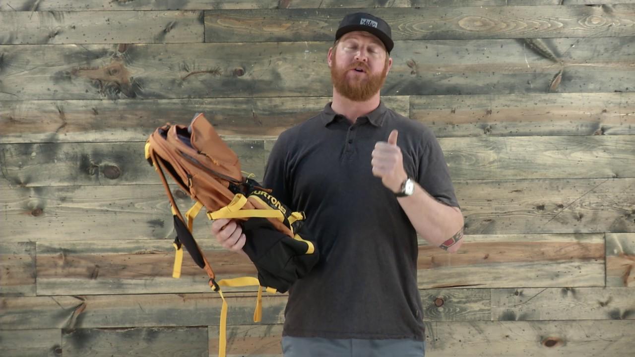 5de22ff4b 2016 Burton Day Hiker Supreme Backpack - Review - The-House.com