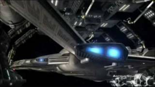 10th Anniversary Star Trek Enterprise Trailer-Promo