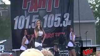 2009 WPTY Megajam - Monica Leigh