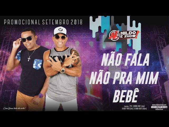 Nildo é Show - Promocional Setembro 2018