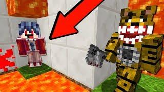 ТОЛЬКО 1 из 99999 Людей СМОГУТ ВЫЖИТЬ В ЛАВЕ! МАЙНКРАФТ Троллинг и Выживание Игра Minecraft Мультик