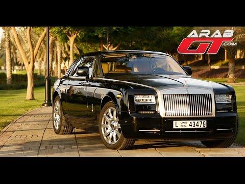 Rolls Royce Phantom Coupe 2015 رولز رويس فانتوم كوبيه