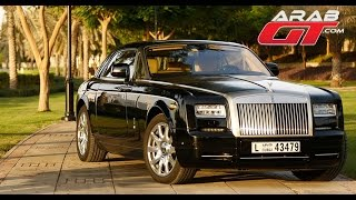 Rolls Royce Phantom Coupe 2015 رولز رويس فانتوم كوبيه