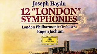 Haydn - The Complete London Symphonies 93-104 (reference recording : Eugen Jochum)