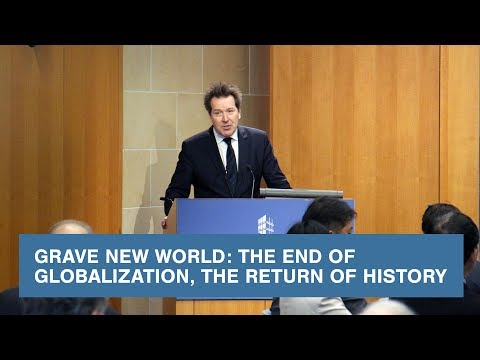 Grave New World: The End of Globalization, the Return of History ...