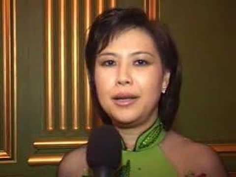 Dương Nguyệt Ánh 2007 National Security Medal Part 3