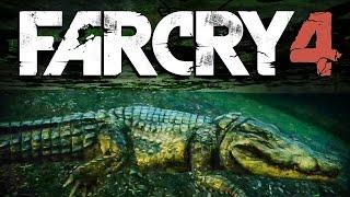 Main Far Cry 4 NGAKAK ABIS!! DIGIGIT BUAYA KARENA KARMA!! HAHAHA