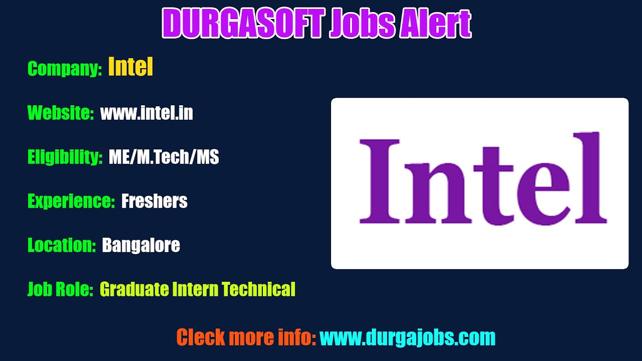 DURGASOFT Jobs Alerts || Jobs for Experienced and Freshers !!! (29-07-2021)
