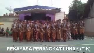 SMK PASUNDAN CIJULANG - Perpisahan 2012 - Sapu Nyere Pegat Simpay