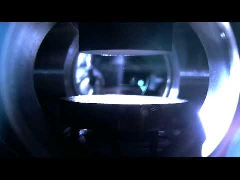 Glass bubble Cone 5 Torr