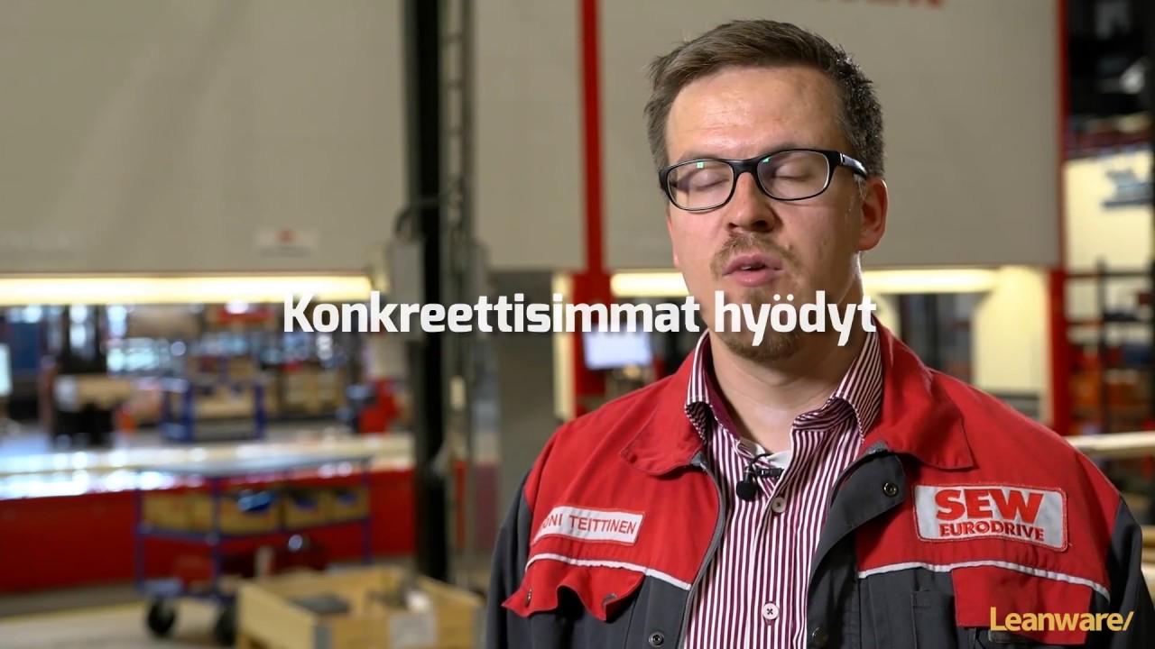 Sew Industrial Gears Oy