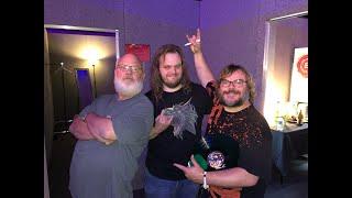 Tenacious D - Backstage Rock Am Ring 2019 - Jablinski talks video games - Doc2Nerd