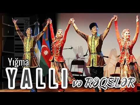 YALLI və Rəqslər - Yeni Oynamalı TOY Mahnıları Yığma (YMK Musiqi #74) Azeri HALAY