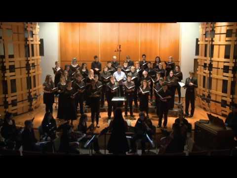 Temple University Recital Chorus - Kendra Balmer