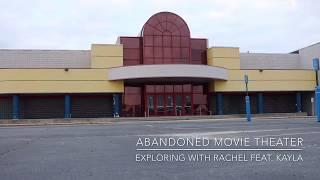 Short Exploration | Abandoned Movie Theater