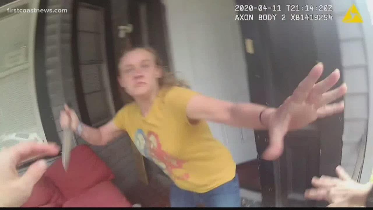 WATCH: New body cam policy coincides with video release of shocking Easter Sunday stabbing