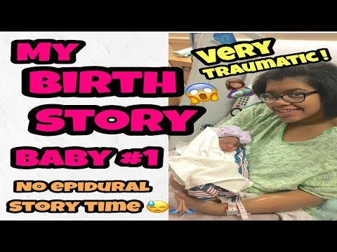 labor-&-delivery-story-|4-hour-labor-unexpected|-|baby-#1|