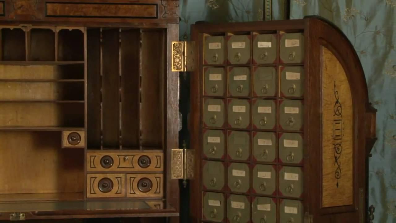 Wooton rare bureau am ricain dit wooton desk mod le for Bureau americain