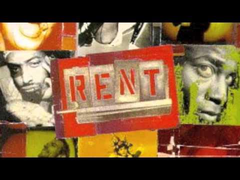 RENT- Out Tonight Instrumental/Karaoke HD