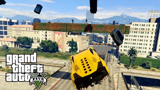 GTA 5 Online PC | STUNTERS VS SNIPERS 7 | TOO GOOD (GTA 5 Funny Moments)