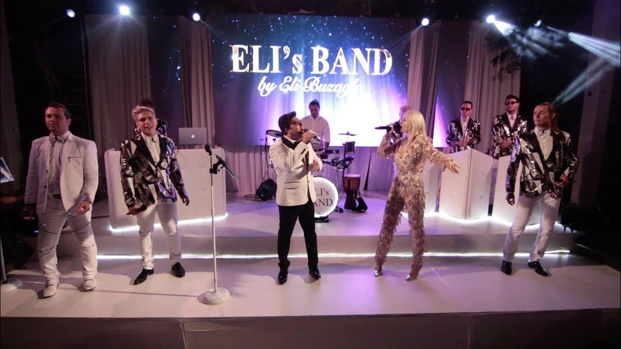 ELI's BAND - Quizás, Quizás, Quizás | opening show | Modern Wedding Entertainment