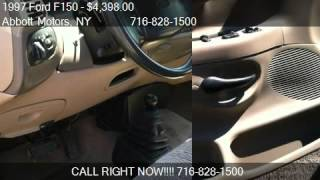 1997 Ford F150 XLT - for sale in Lackawanna, NY 14218